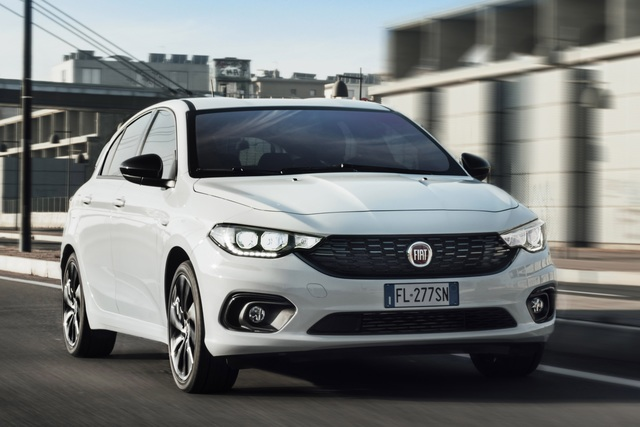Fiat Tipo - Mehr Ausstattung im Basismodell