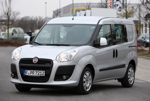 Neuer Fiat Doblo Cargo in vier Varianten