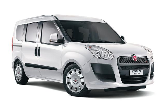 Fiat Doblo - Aus Doblo wird Ram