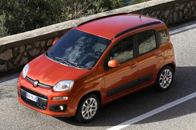 Fiat Panda - Kleiner Bär mit kleinem Preis
