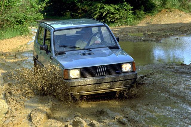 Fiat Panda - Im nächsten Jahr wieder mit Allrad