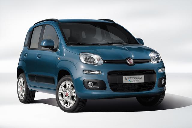 Fiat Panda Natural Power - Kleiner Bär auf Gas