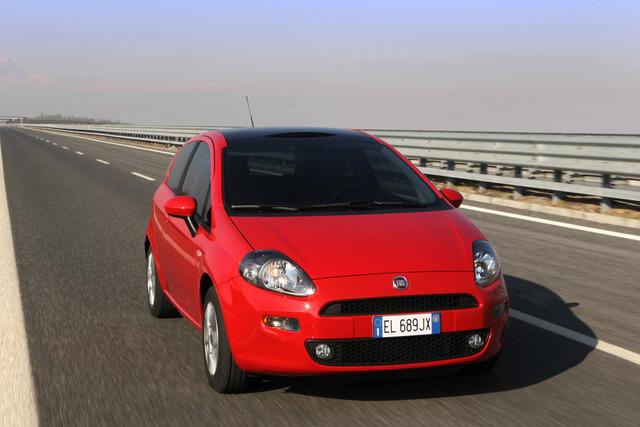 Beste Werte für den Punto - TwinAir treibt nun auch den Fiat-Bestseller an (Kurzfassung)