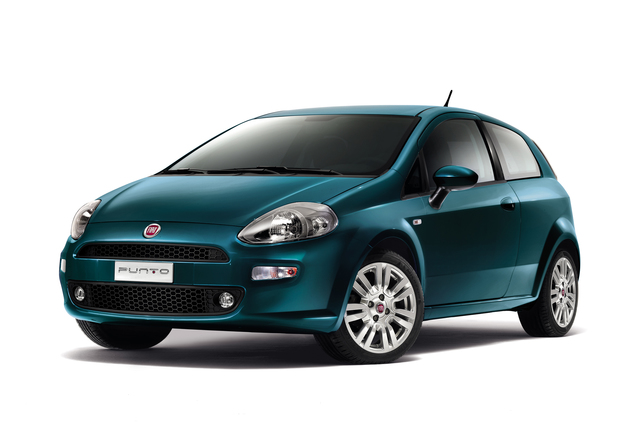 Fiat Punto - Kleiner mit viel Inhalt