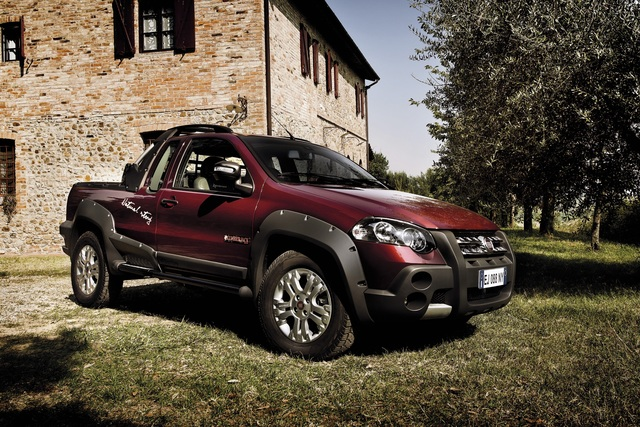 Fiat Strada-Sondermodell - Lifestyle-Plus für den Pritschenwagen