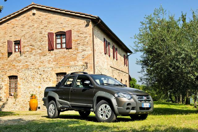 Fiat Strada - Mehr Varianten für den kleinen Pickup