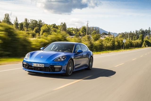 Fahrbericht: Porsche Panamera Sport Turismo - Der Kombinator