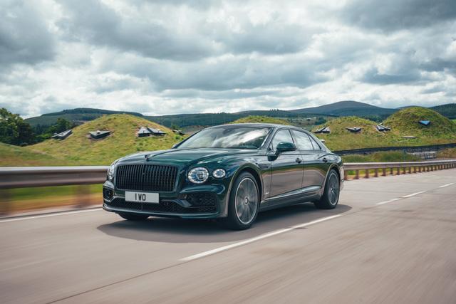 Bentley Flying Spur Hybrid - Der Bi-Bolide