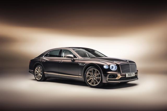 Bentley Flying Spur Hybrid Odyssean - Mit Öko-Touch