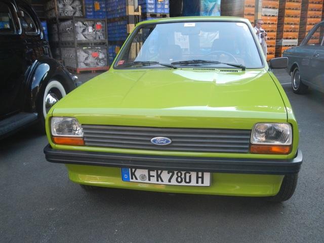 Oldtimer-Fahrbericht: Ford Fiesta Mk 1 - Kleiner Wagen, große Aussicht