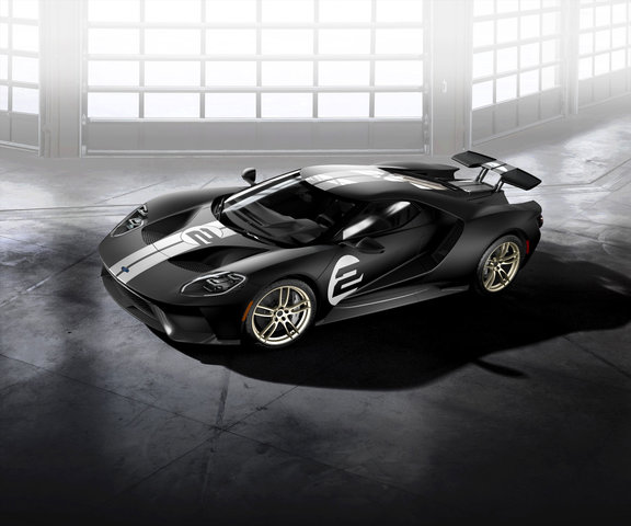Ford GT Sondermodell - Schafft neue Erinnerungen