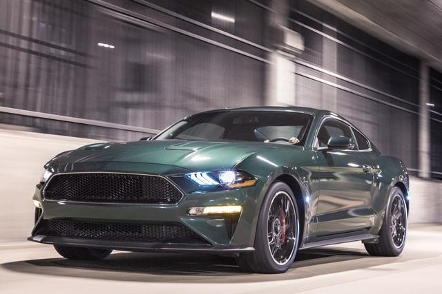 Ford Mustang Bullitt -  Ein paar Tausender für etwas Kult