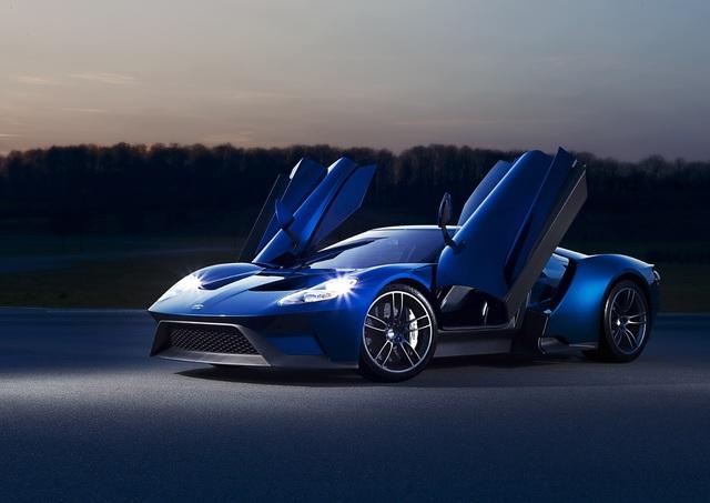 Ford GT - Maximal 50 Exemplare für Deutschland