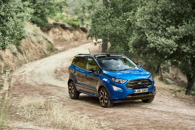 Fahrbericht: Ford Ecosport - Baby-SUV
