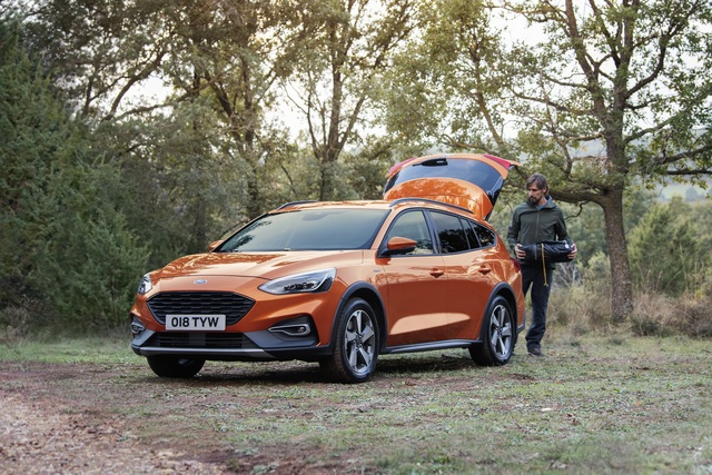 Ford Focus Active - Robust-Look für den Kompakten
