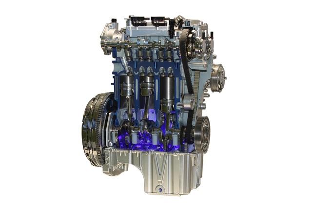 Ford-Turbo bald mit Zylinderabschaltung - Drei minus eins macht sparsam