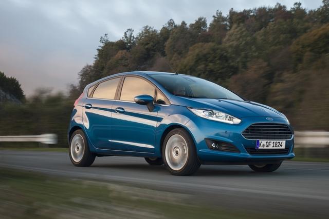 Ford Fiesta - Kleiner Kölner mit günstiger Finanzierung