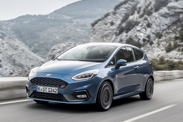 Fahrbericht: Ford Fiesta ST - Der Drei-Zack