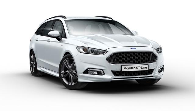 Ford Mondeo ST-Line - Optisch bissiger