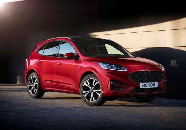 Ford Kuga - Start oberhalb von 30.000 Euro