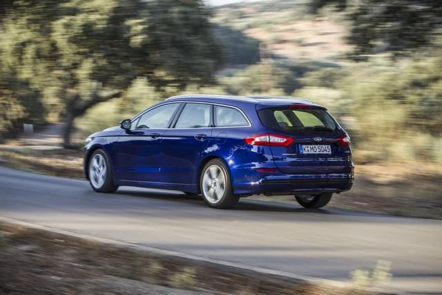Ford Mondeo Turnier Hybrid  - Diesel-Alternative mit viel Platz