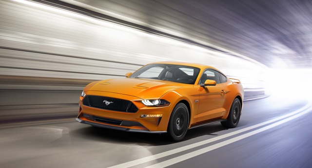 Ford Mustang Facelift - Pony mit mehr Pepp