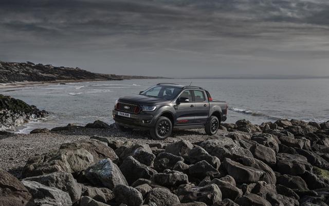 Ford Ranger Thunder   - Pritschenwagen mit Hinguck-Effekt