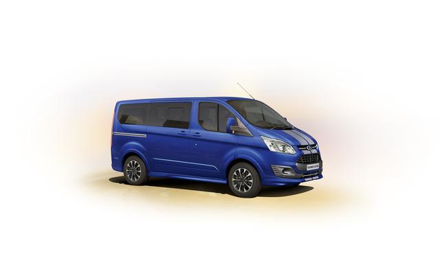 Ford Transit und Tourneo - Vom Nutztier zum Rennpferd