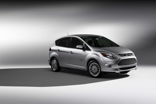 Ford in Genf - Ein Pickup und viel Strom