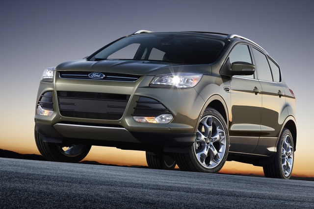 Ford Escape - Mein Name ist Kuga