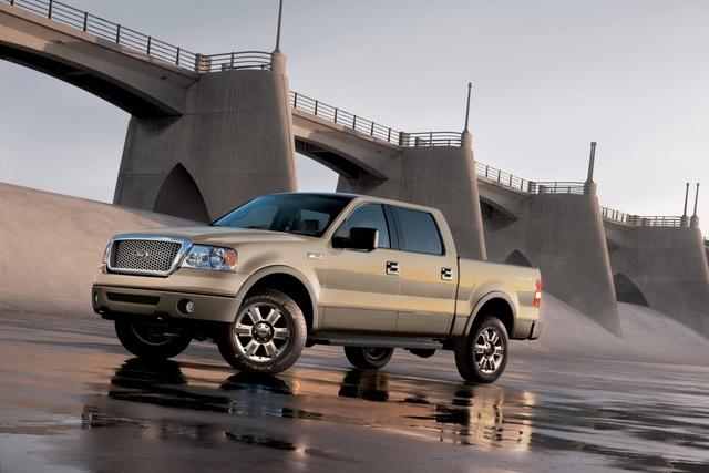 Ford-Rückruf in den USA - Pick-up-Bestseller mit Airbag-Problemen