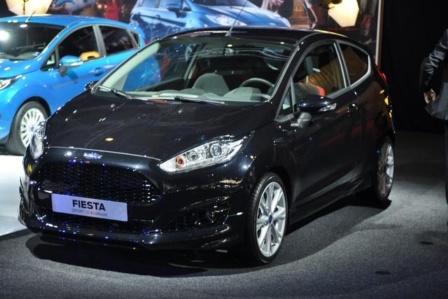 Ford Fiesta verbessert - Mehr Sicherheit im Kleinwagen