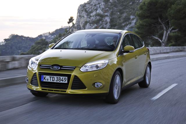 Ford Focus - Neuer Mitspieler (Kurzfassung)