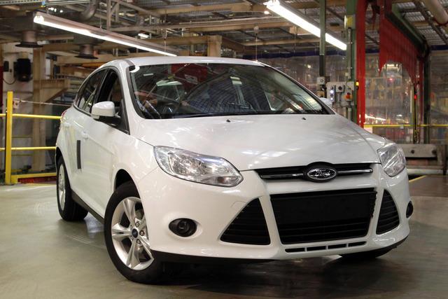 Ford-Dreizylinder - Kölner Hoffnungsträger