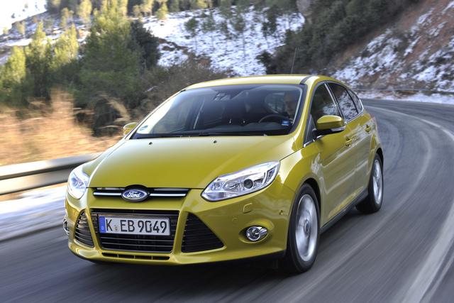 Ford Focus 1.0 Ecoboost - Klein reicht (Kurzfassung)