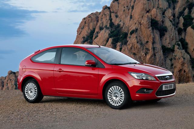 Ford: Spritspar-Check per USB-Stick