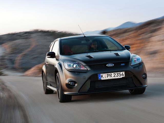Ford Focus RS 500: Schnell und selten (Vorabbericht)