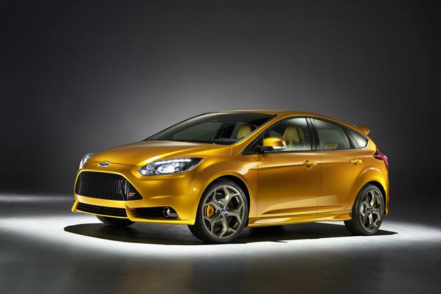 Ford Focus ST - Mehr Leistung im Fokus