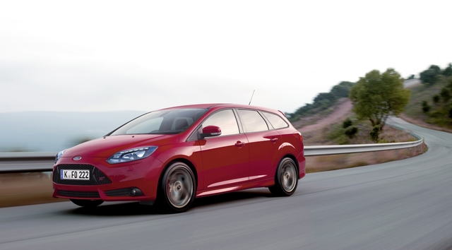 Ford Focus ST - Mit Karacho und Kombi (Vorabbericht)
