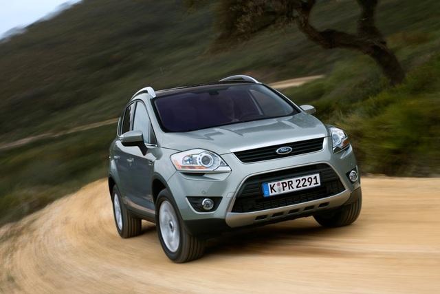 Ford Kuga - Schnelle Ablösung für das Kompakt-SUV