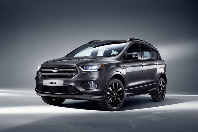 Ford Kuga - Weiter auf dem Weg nach oben