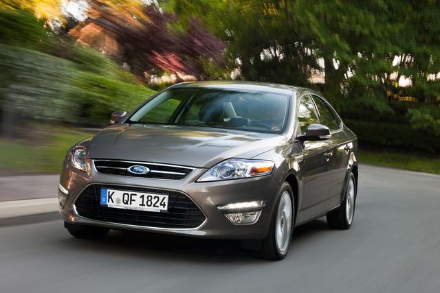 Ford - Neuer Einstiegsdiesel für Top-Modelle