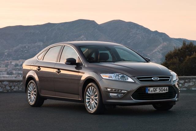 Neuer Sparmotor - Ford schrumpft den Vierzylinder