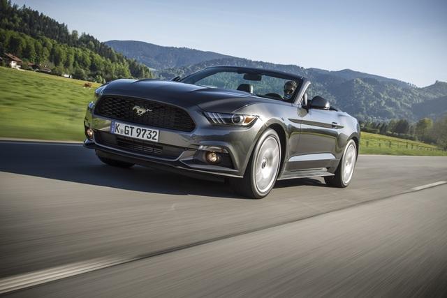 Test: Ford Mustang Cabrio - Für Fans