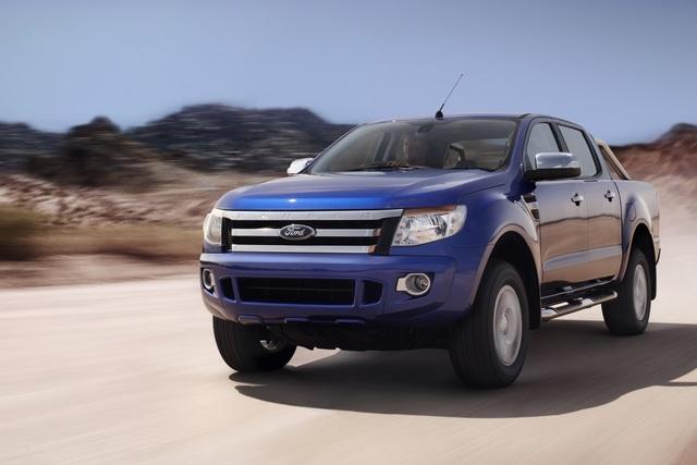 Neuer Ford Ranger - Gewachsen und erwachsener