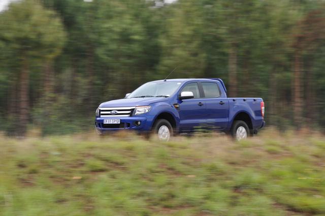 Ford Ranger - Globaler Handwerker (Kurzfassung)