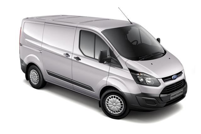 Ford Transit Custom Econetic - Transporter bremst den Verbrauch ein