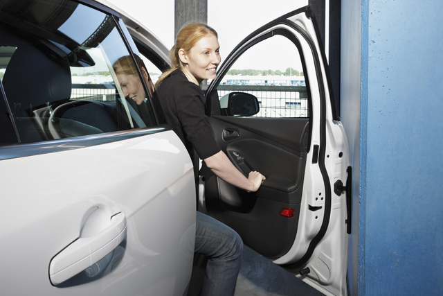 Ford Türkantenschutz - Keine Angst vor Kratzern