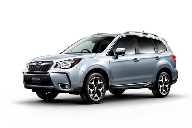 Subaru Forester - Mit mehr Kontrolle und Überblick (Vorabbericht)