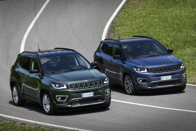 Jeep Compass: Neues Motorenprogramm - Aus für Diesel, Start neuer Benziner-Generation